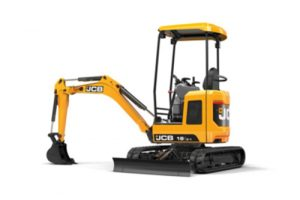 Digger Hire In Stoke