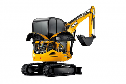 Digger Hire in Stoke on Trent