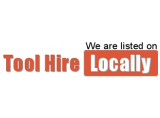 We are listed on Tool Hire locally